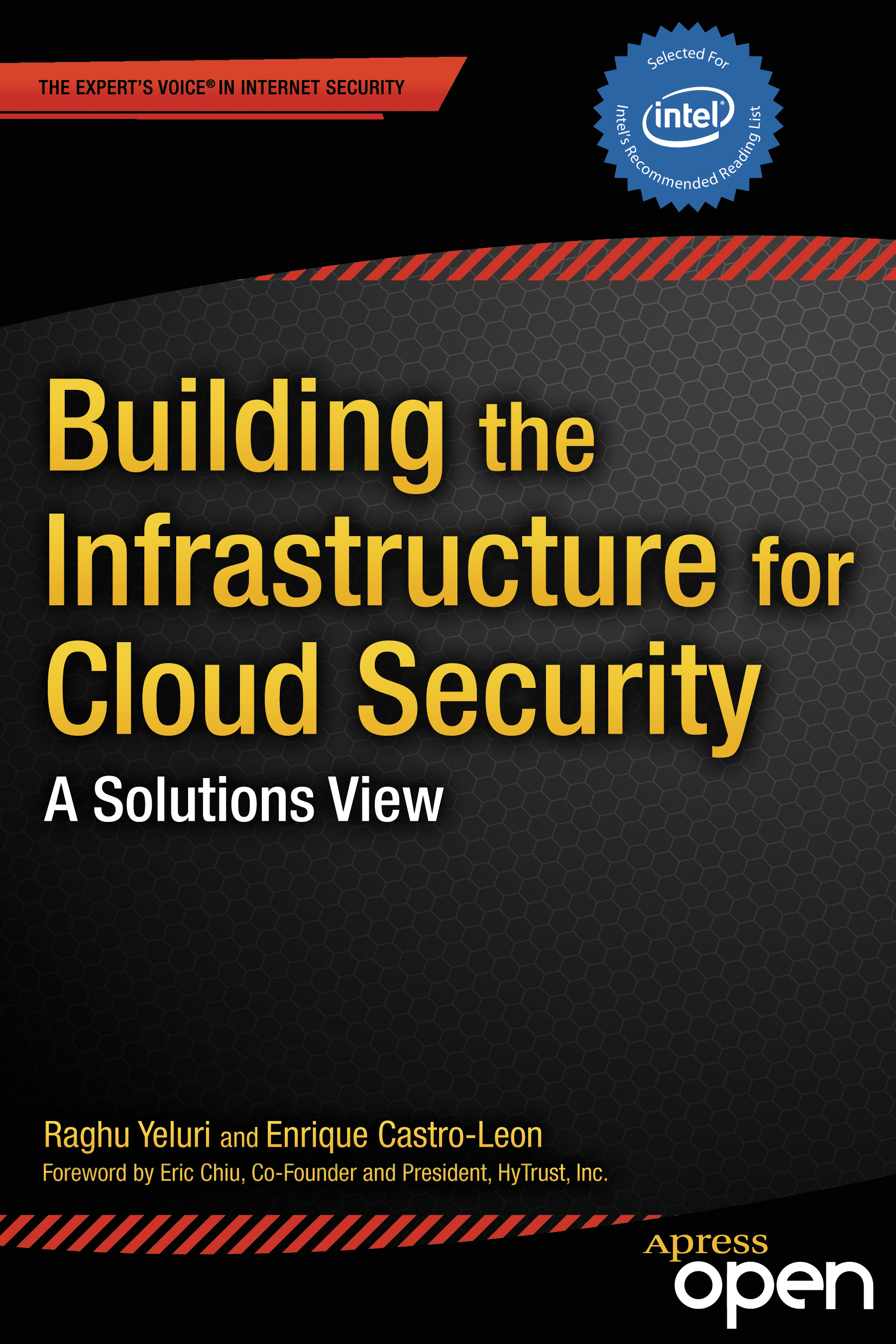 Castro-Leon, Enrique - Building the Infrastructure for Cloud Security, ebook
