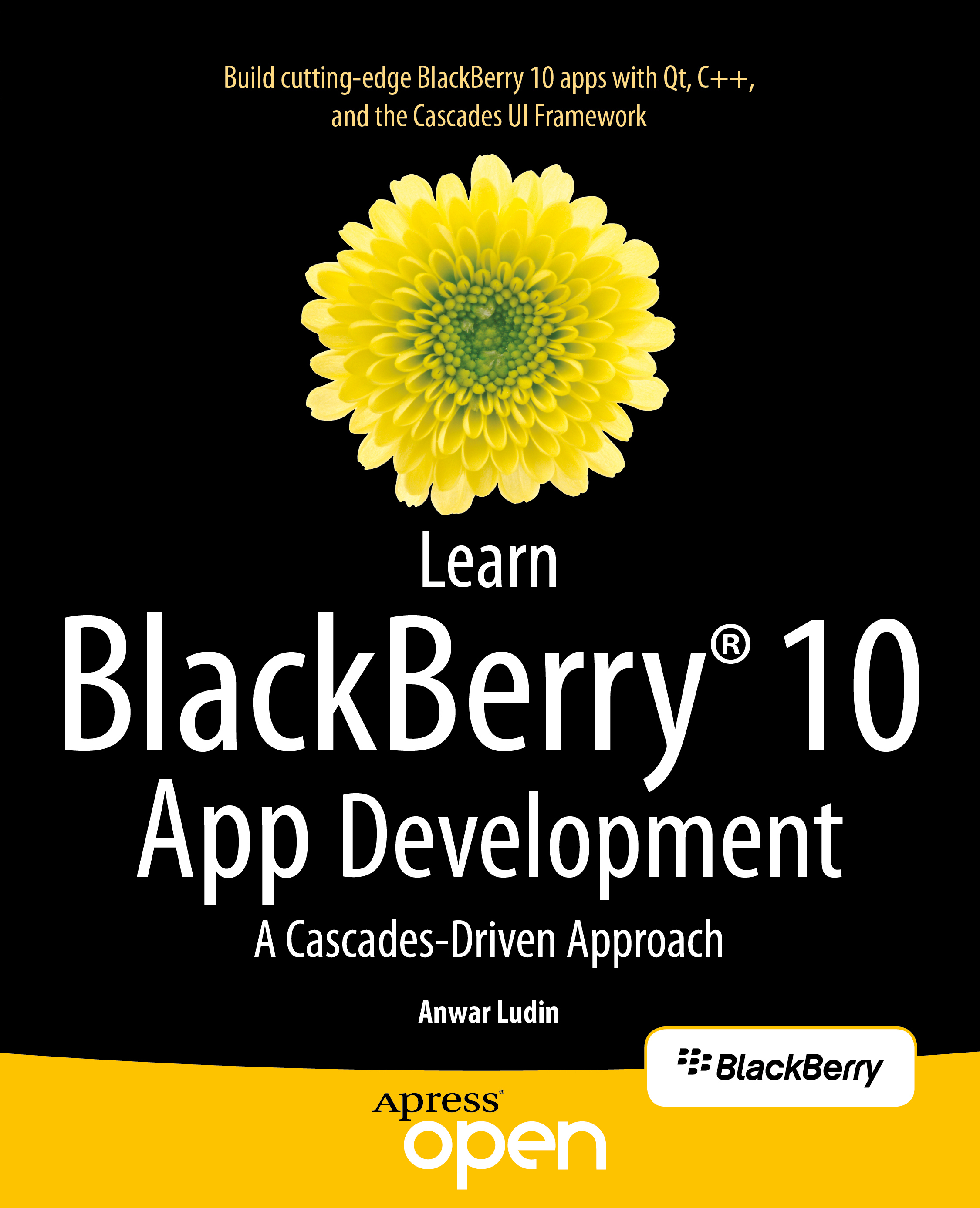 Ludin, Anwar - Learn BlackBerry 10 App Development, ebook