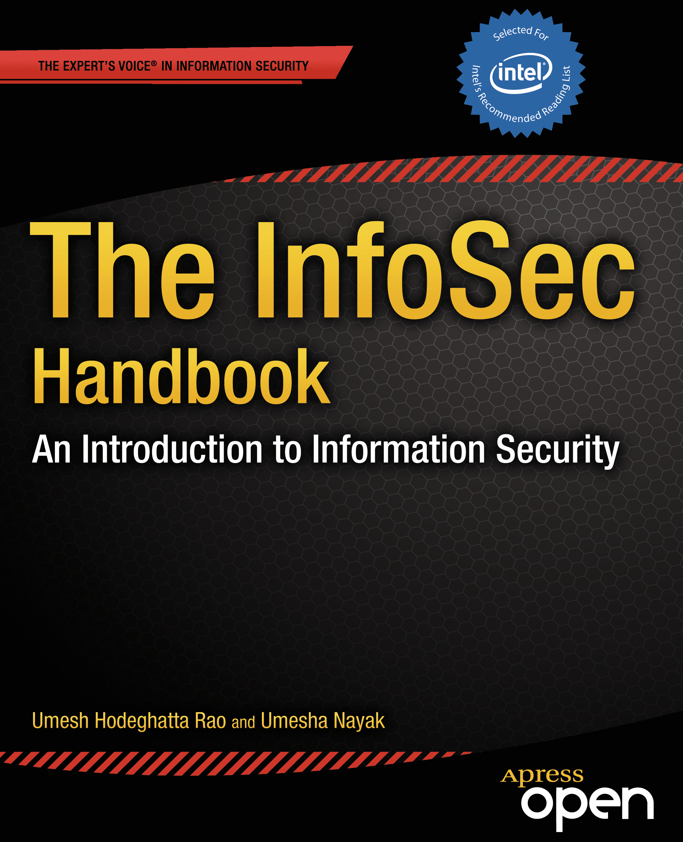 Nayak, Umesha - The InfoSec Handbook, ebook