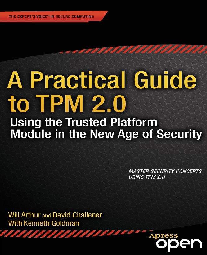 Arthur, Will - A Practical Guide to TPM 2.0, e-kirja