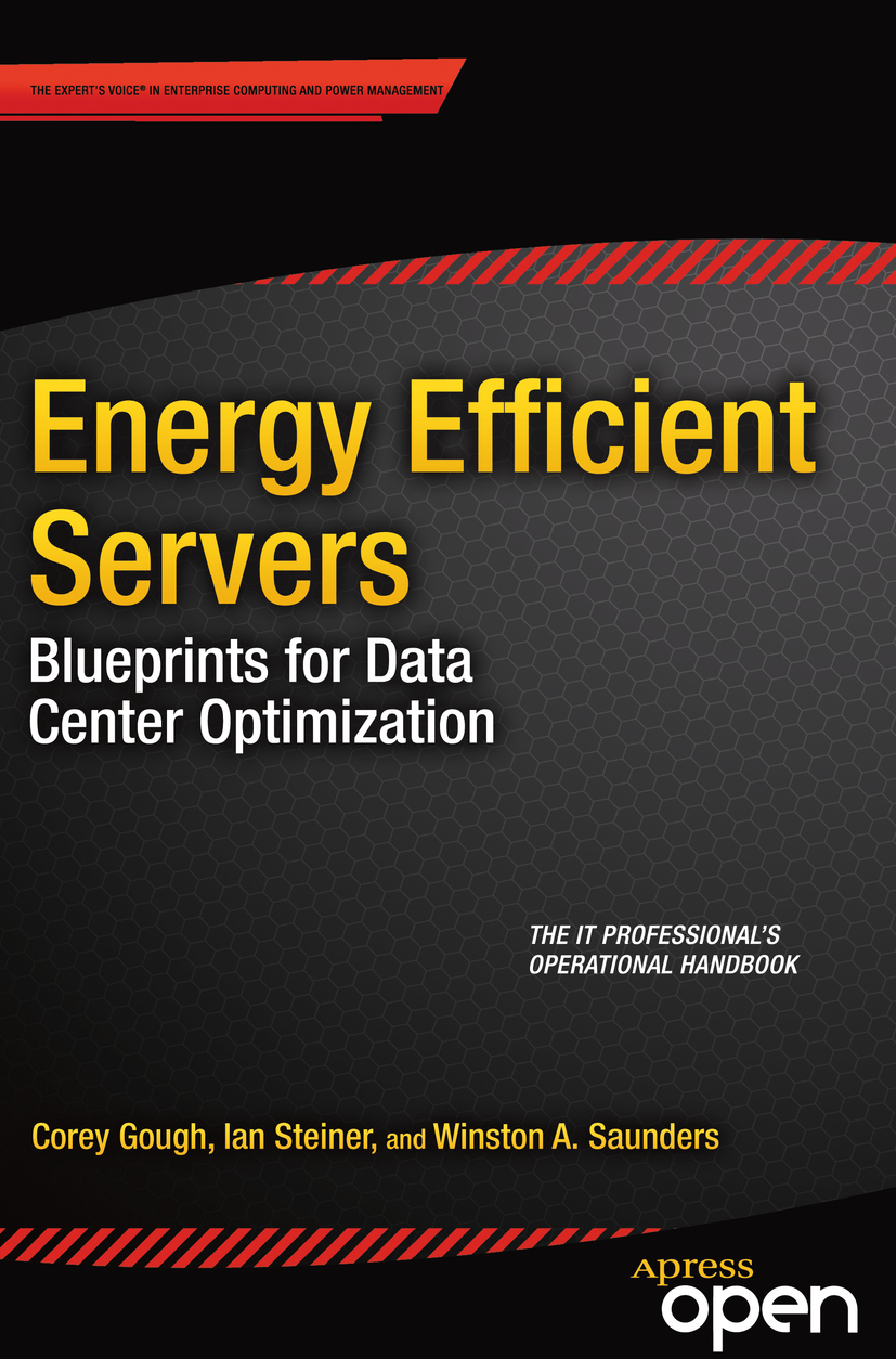 Gough, Corey - Energy Efficient Servers, ebook
