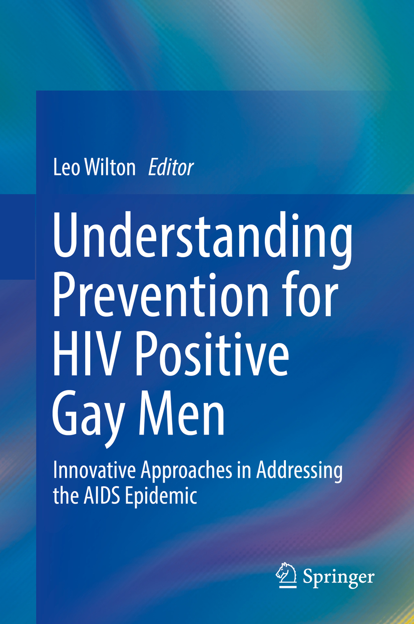 Wilton, Leo - Understanding Prevention for HIV Positive Gay Men, e-bok