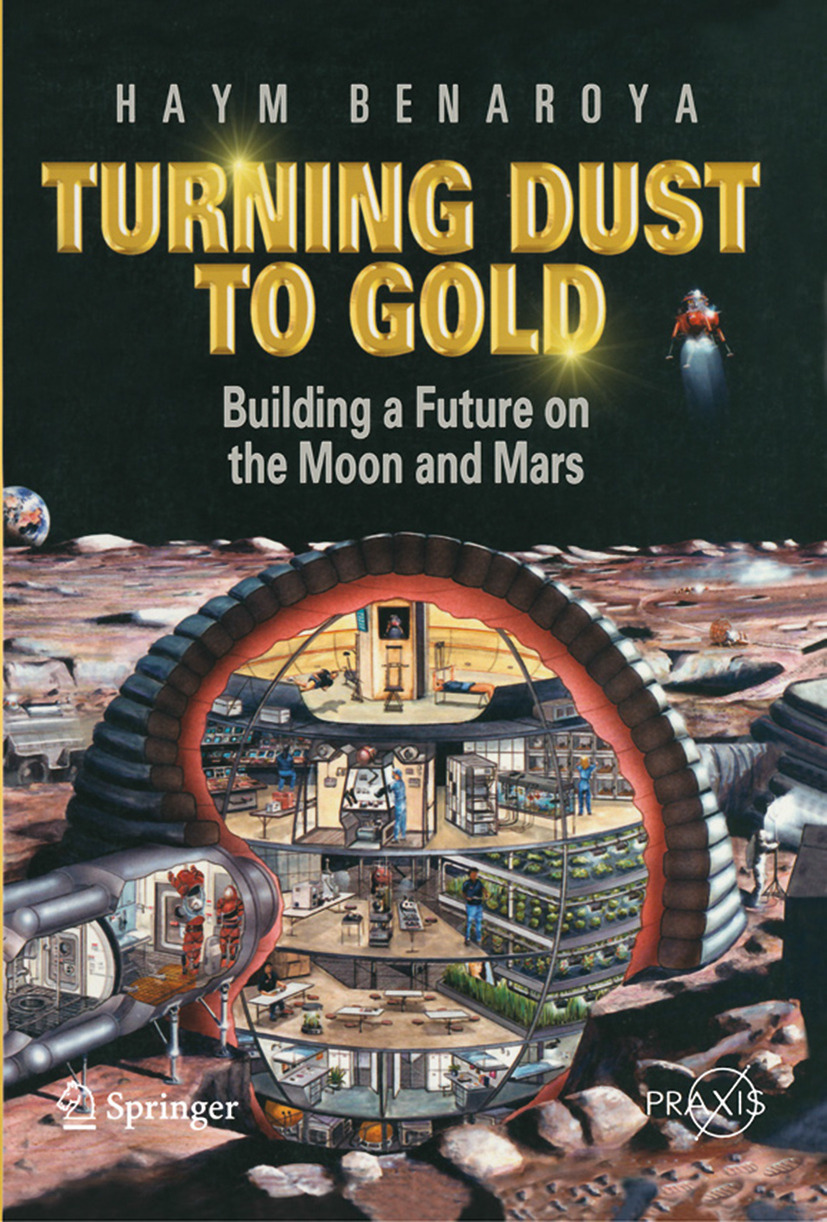 Benaroya, Haym - Turning Dust to Gold, ebook