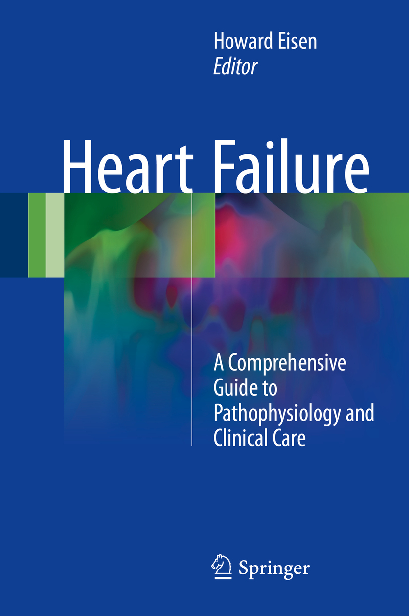 Eisen, Howard - Heart Failure, ebook