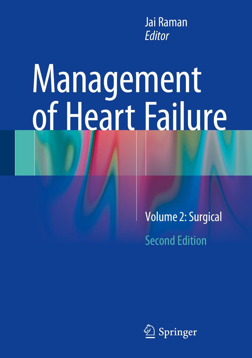 Raman, Jai - Management of Heart Failure, ebook