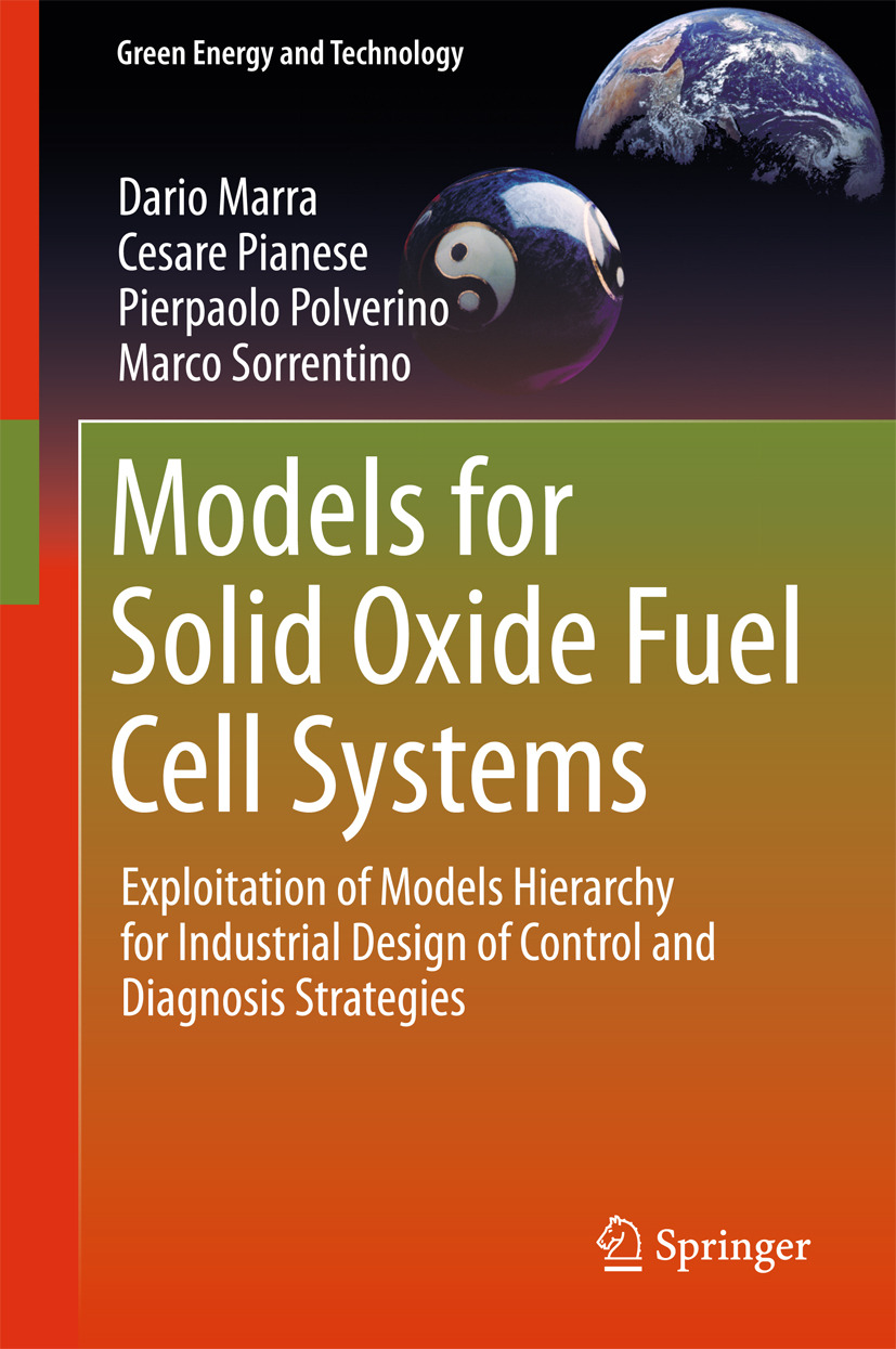 Marra, Dario - Models for Solid Oxide Fuel Cell Systems, ebook