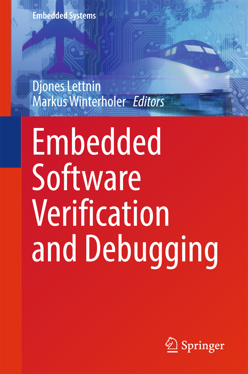 Lettnin, Djones - Embedded Software Verification and Debugging, e-bok