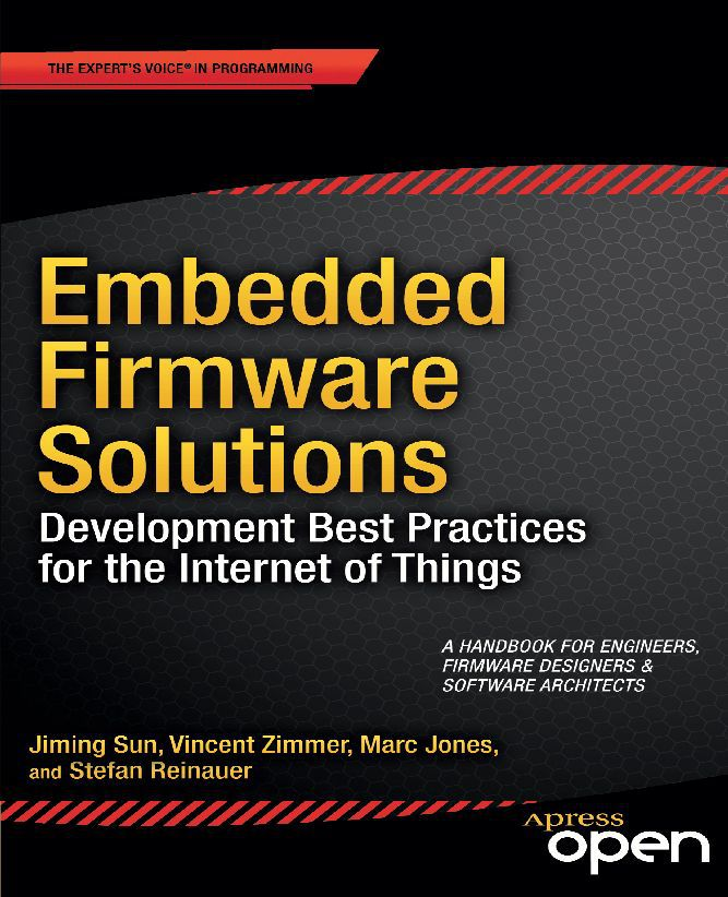 Jones, Marc - Embedded Firmware Solutions, ebook