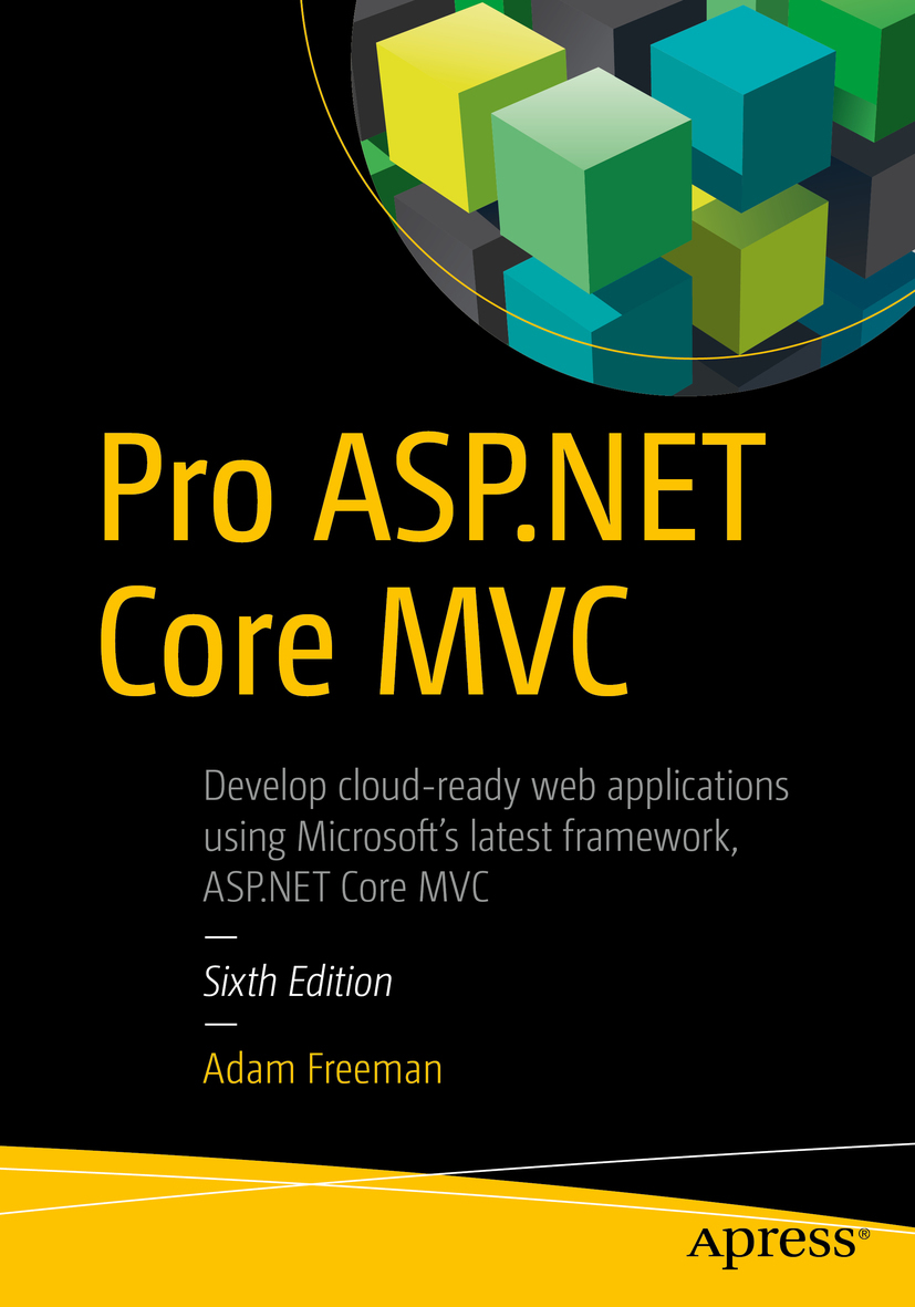 FREEMAN, ADAM - Pro ASP.NET Core MVC, ebook