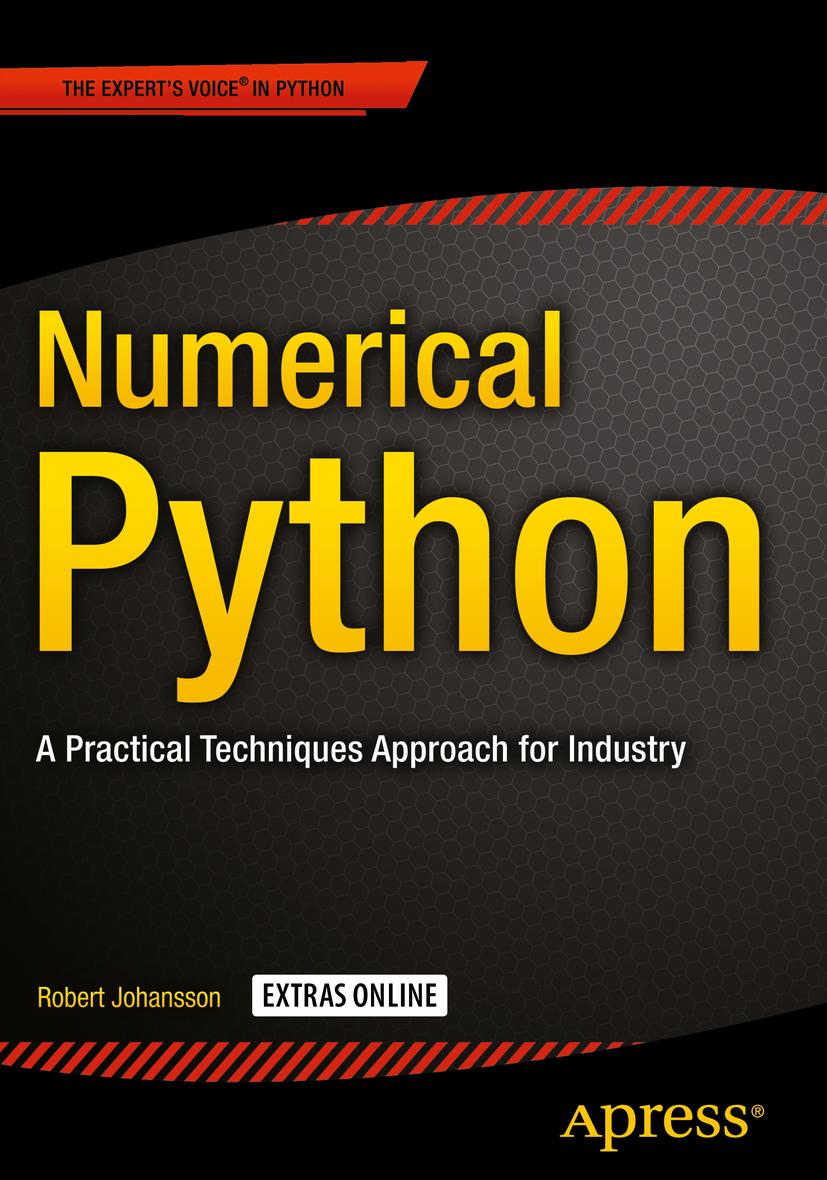 Johansson, Robert - Numerical Python, e-bok