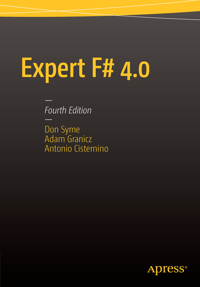 Cisternino, Antonio - Expert F# 4.0, ebook