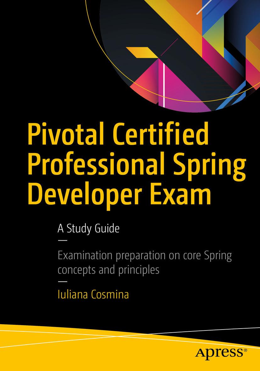 Cosmina, Iuliana - Pivotal Certified Professional Spring Developer Exam, ebook
