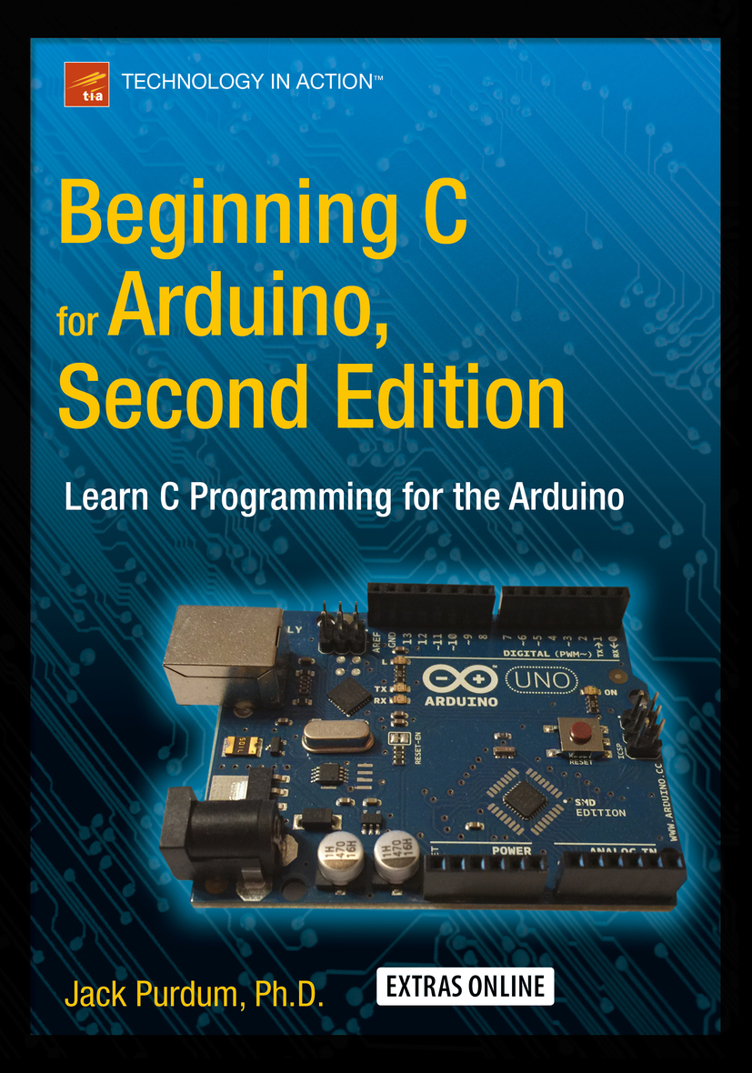 Purdum, Jack - Beginning C for Arduino, ebook