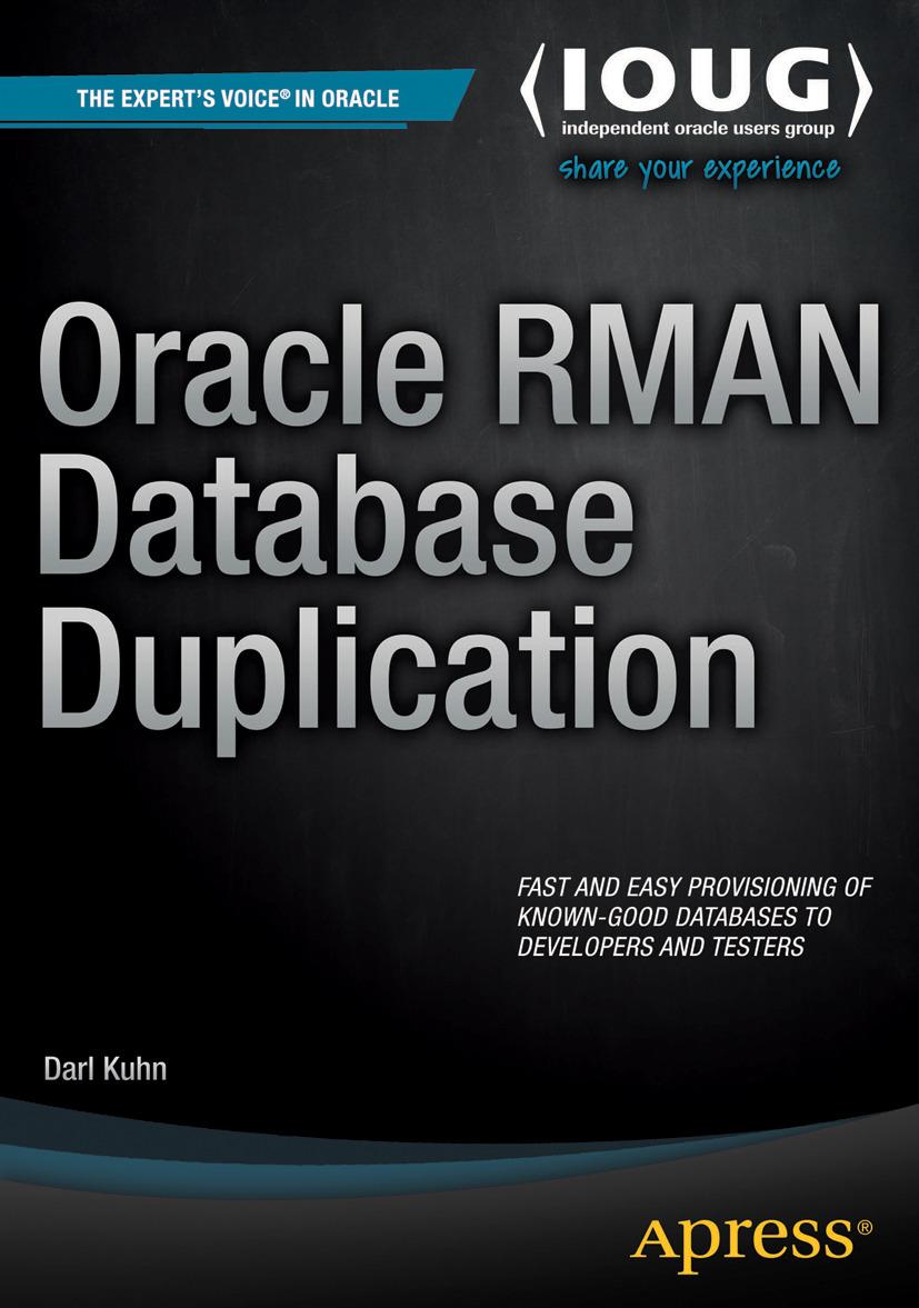 Kuhn, Darl - Oracle RMAN Database Duplication, ebook