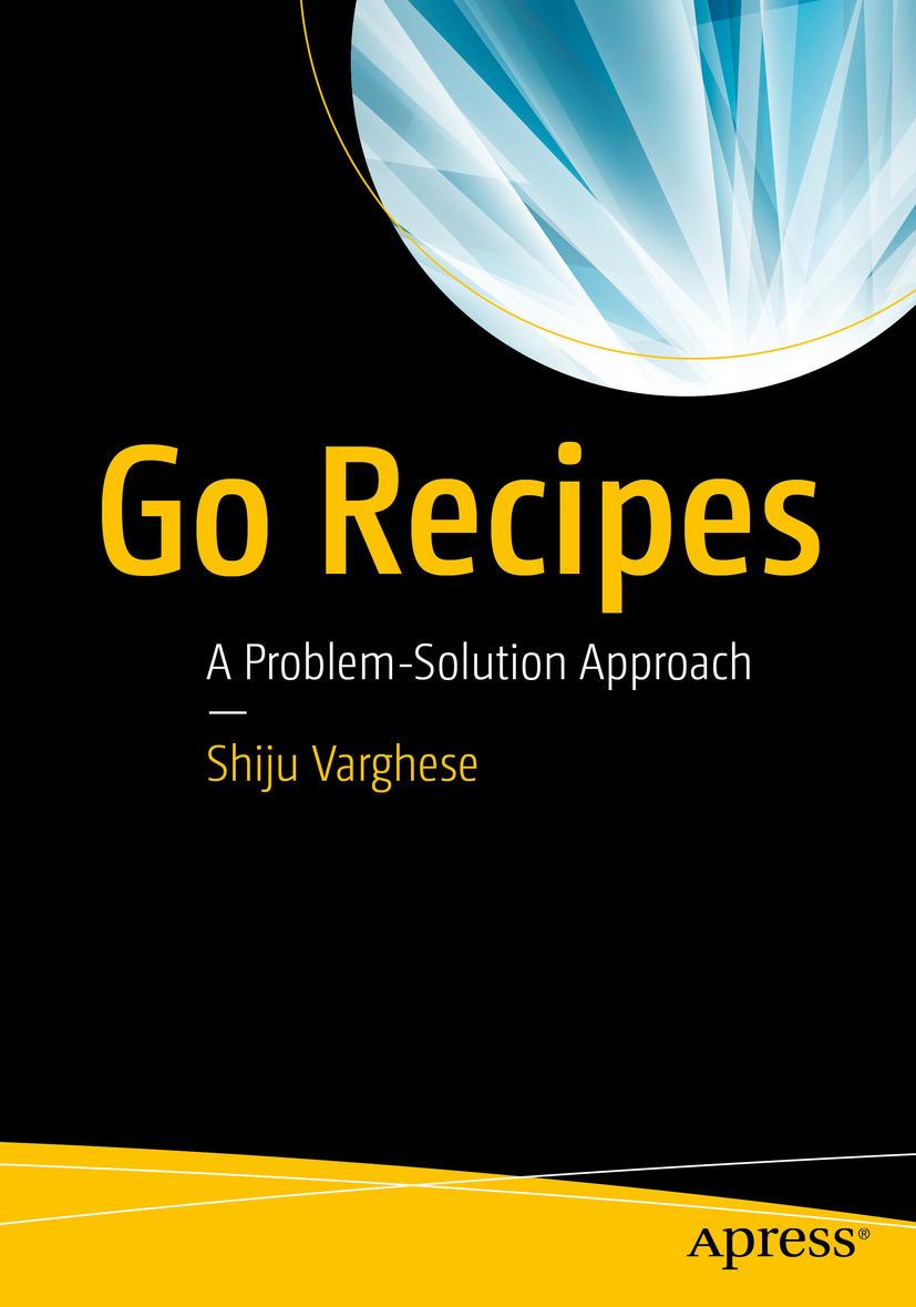 Varghese, Shiju - Go Recipes, ebook