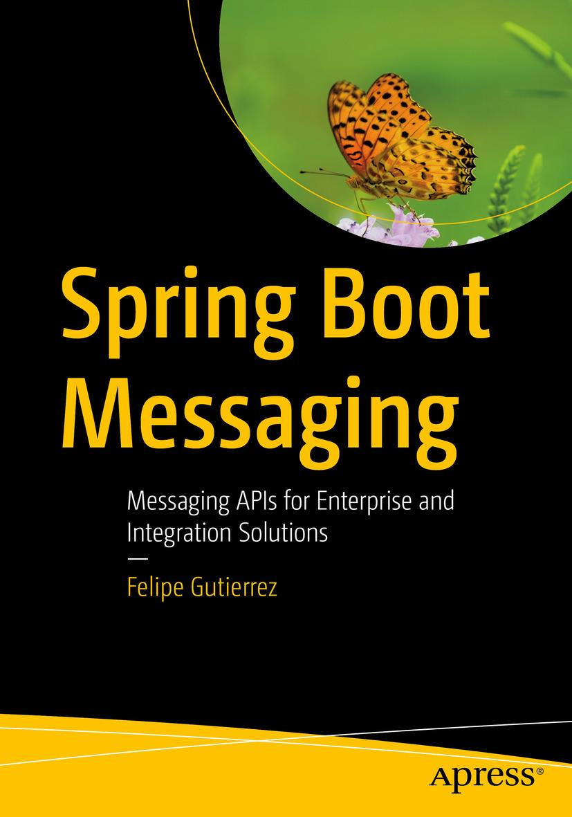 Gutierrez, Felipe - Spring Boot Messaging, e-kirja