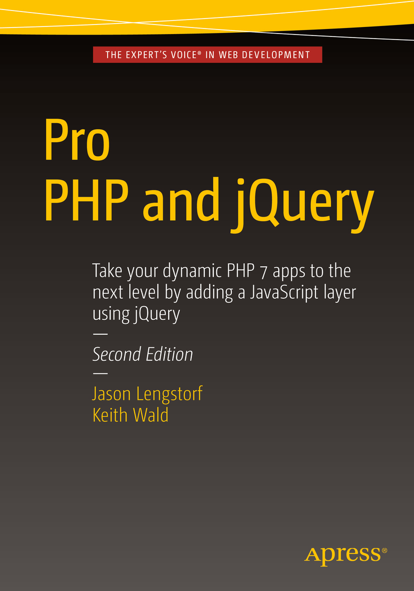 Lengstorf, Jason - Pro PHP and jQuery, ebook