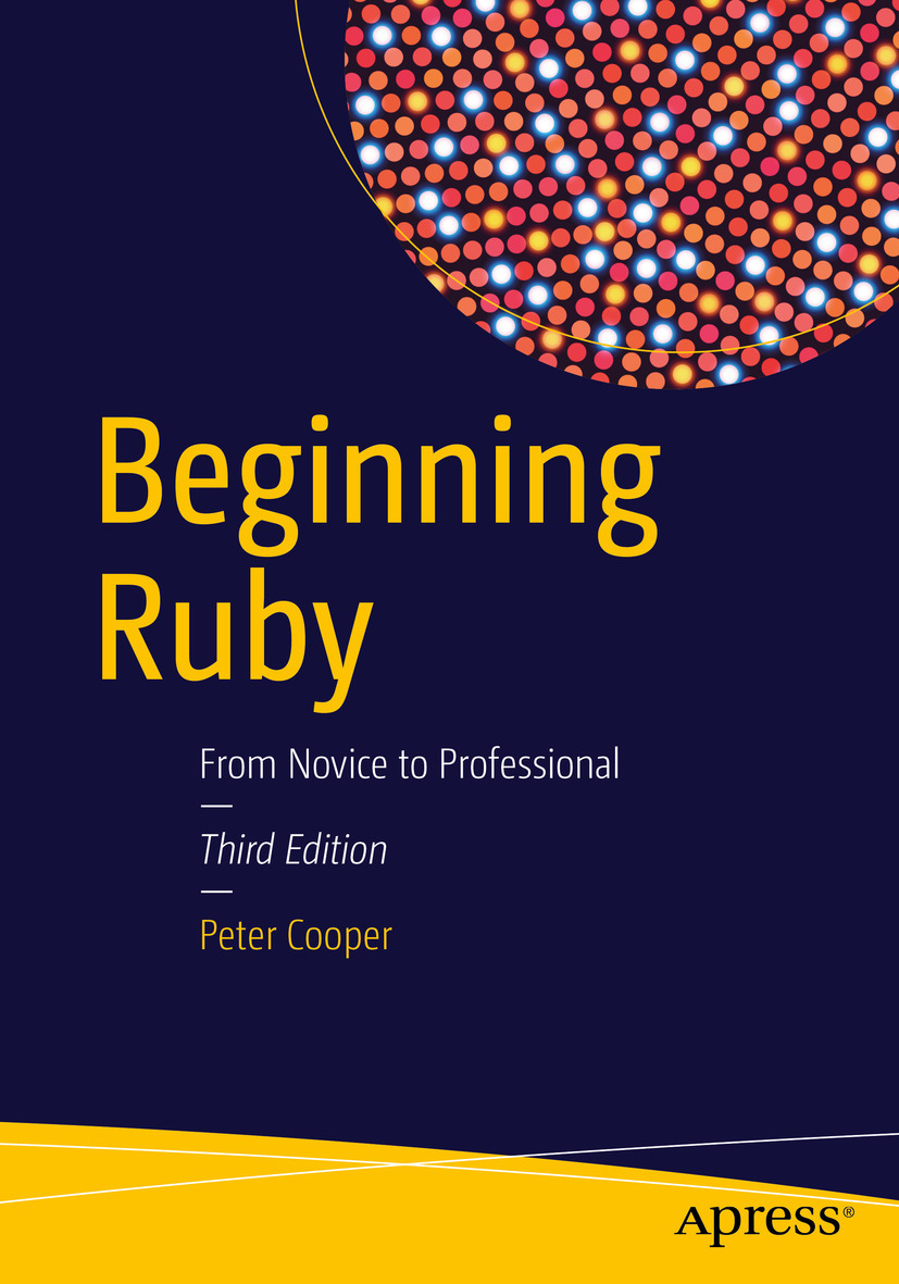 Cooper, Peter - Beginning Ruby, ebook