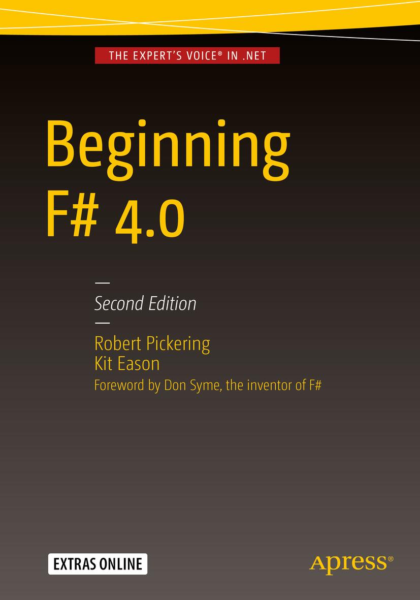 Eason, Kit - Beginning F# 4.0, ebook