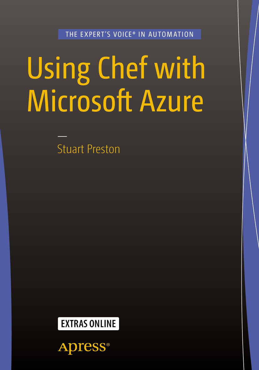 Preston, Stuart - Using Chef with Microsoft Azure, ebook