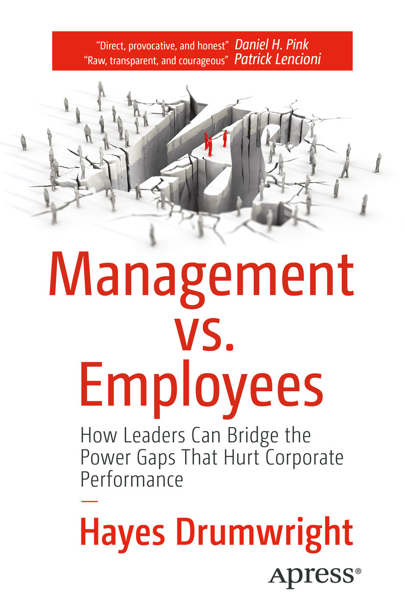 Drumwright, Hayes - Management vs. Employees, ebook