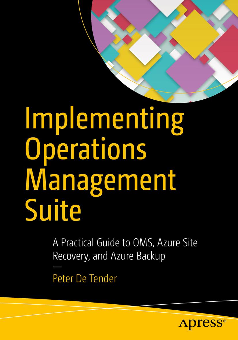 Tender, Peter De - Implementing Operations Management Suite, ebook
