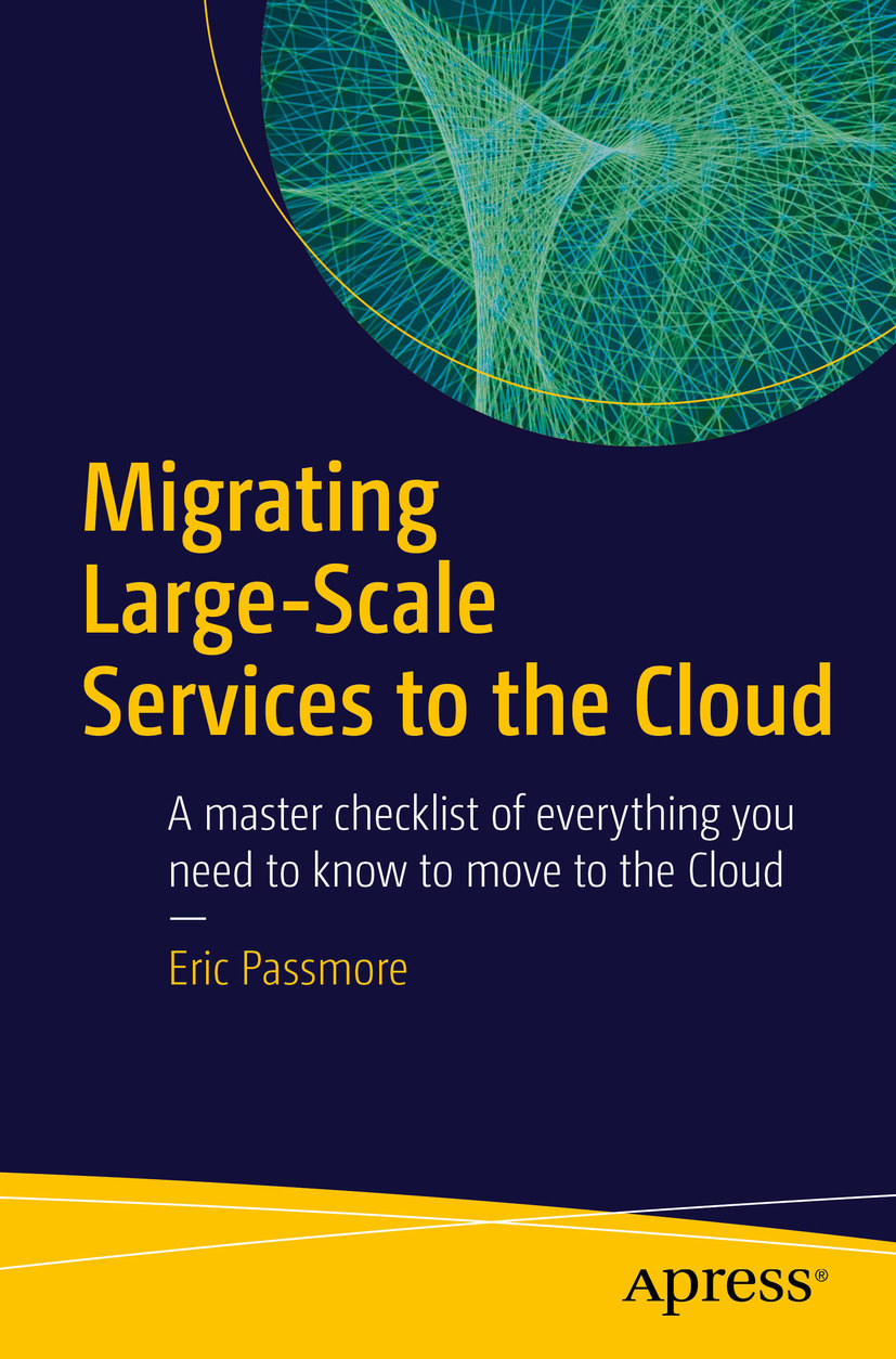 Passmore, Eric - Migrating Large-Scale Services to the Cloud, ebook