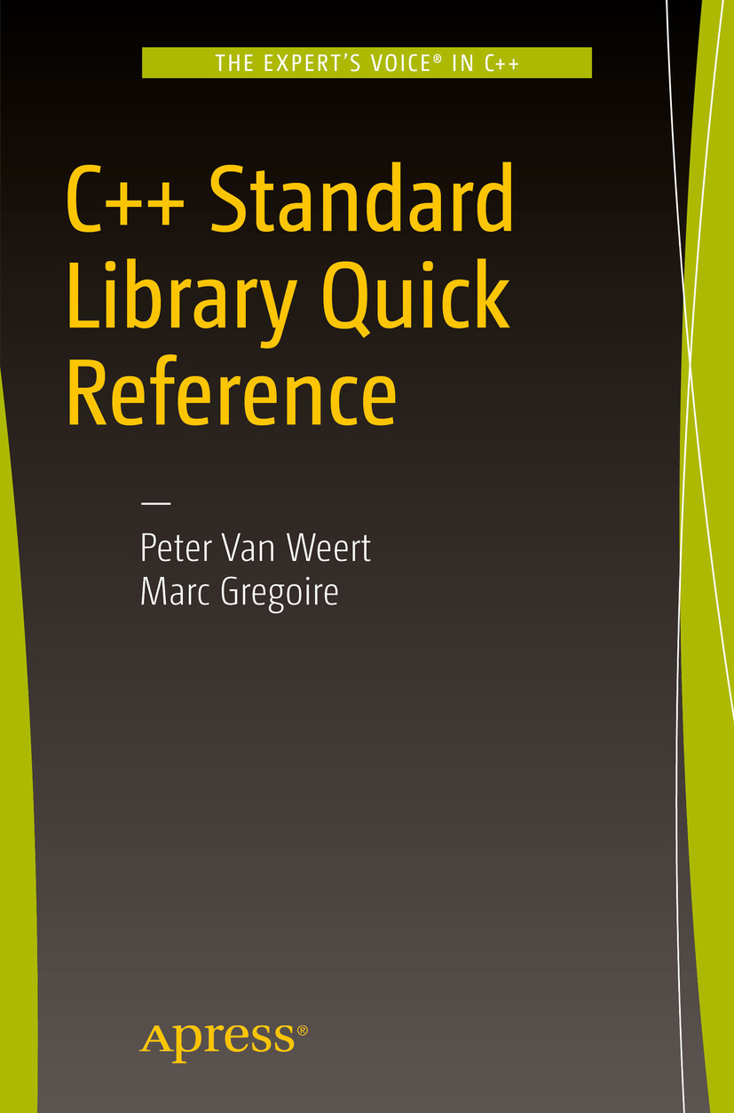 Gregoire, Marc - C++ Standard Library Quick Reference, ebook