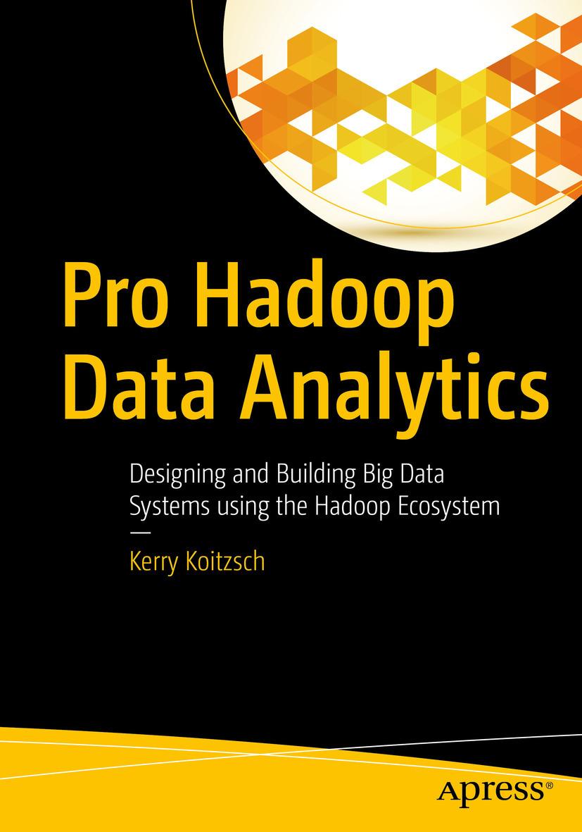 Koitzsch, Kerry - Pro Hadoop Data Analytics, ebook