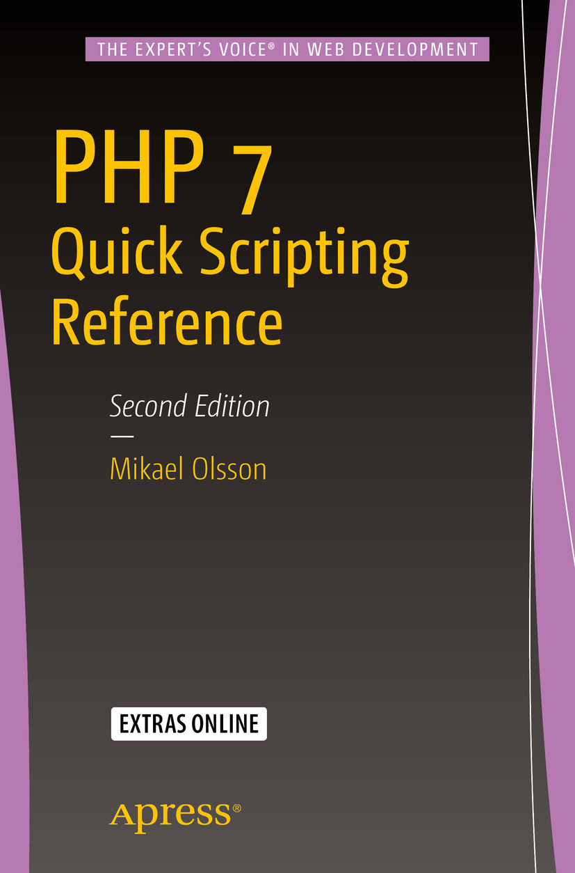 Olsson, Mikael - PHP 7 Quick Scripting Reference, ebook