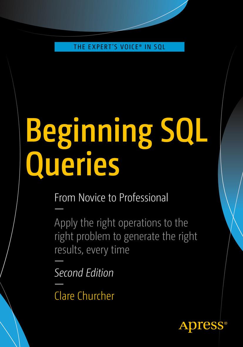 Churcher, Clare - Beginning SQL Queries, ebook