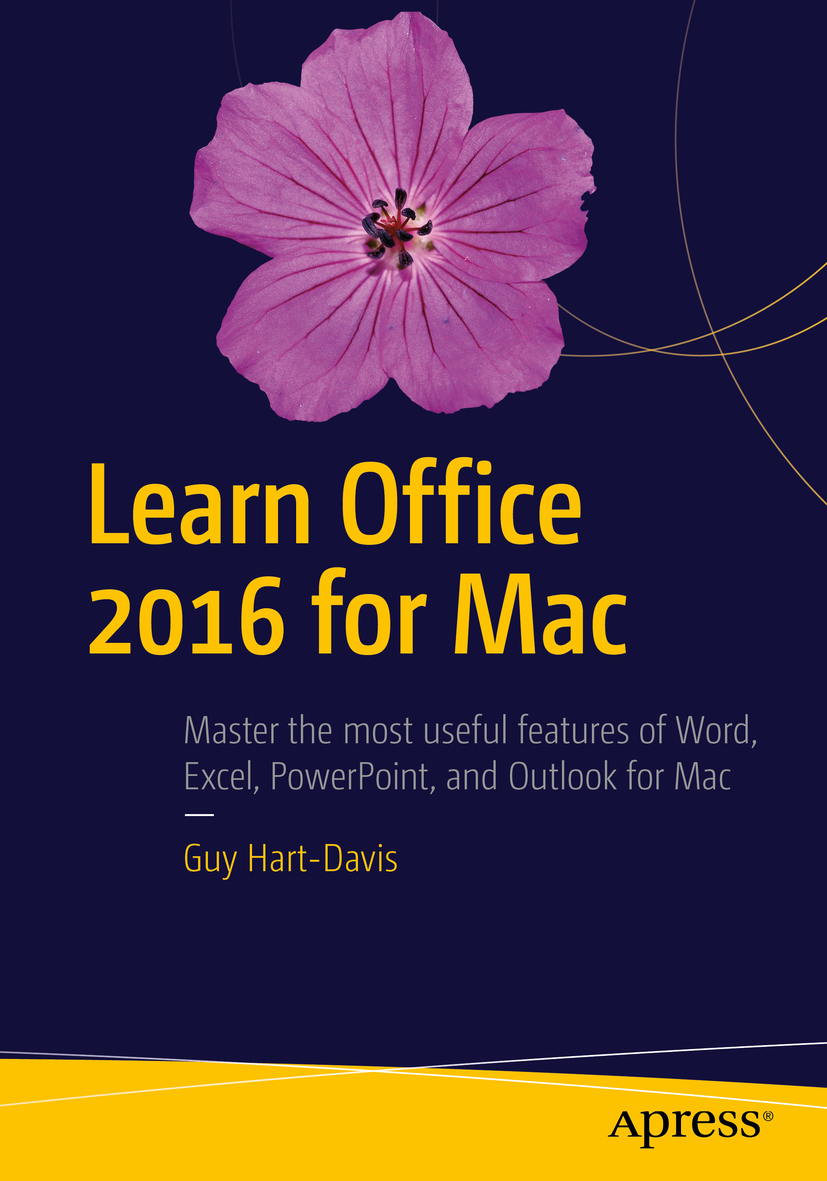Hart-Davis, Guy - Learn Office 2016 for Mac, ebook