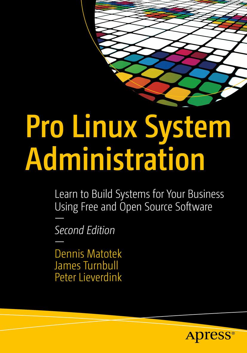 Lieverdink, Peter - Pro Linux System Administration, ebook