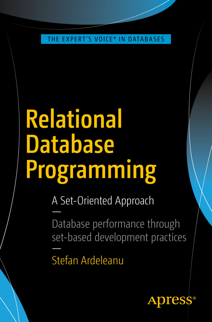 Ardeleanu, Stefan - Relational Database Programming, ebook