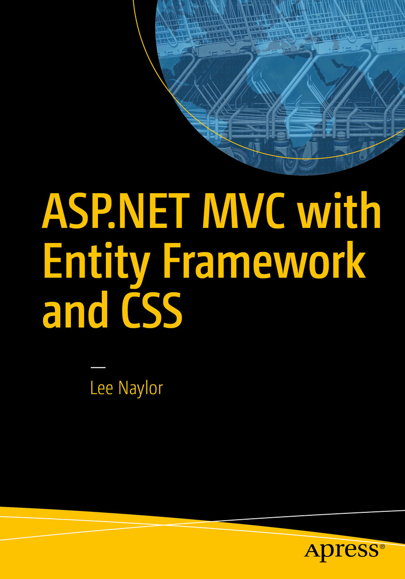 Naylor, Lee - ASP.NET MVC with Entity Framework and CSS, ebook