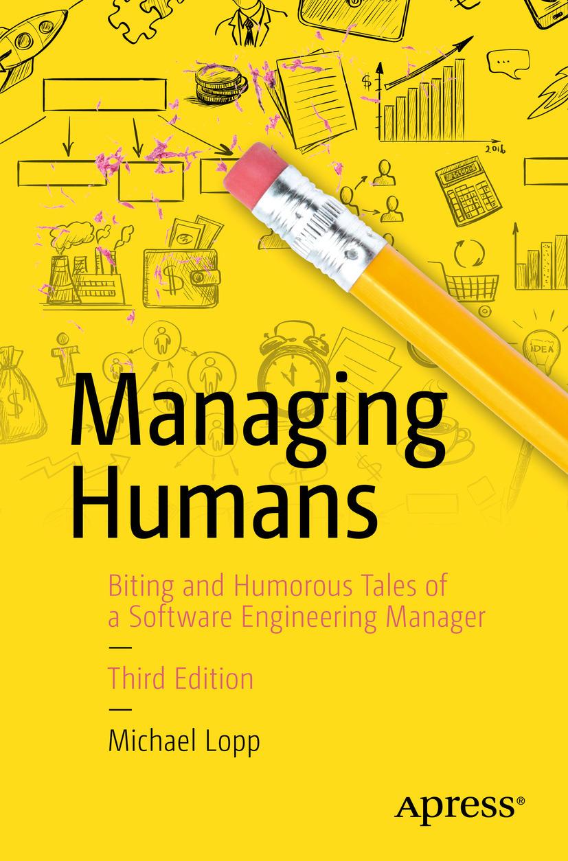 Lopp, Michael - Managing Humans, ebook