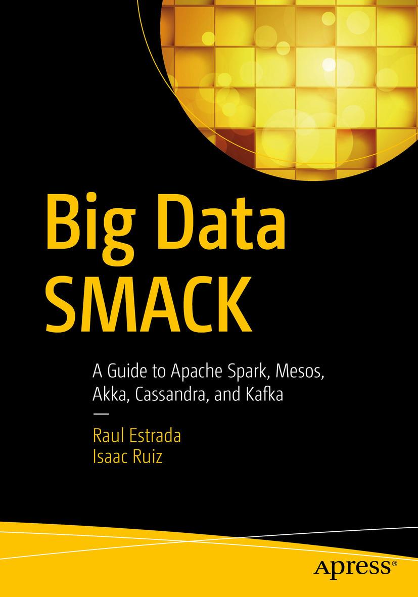 Estrada, Raul - Big Data SMACK, ebook