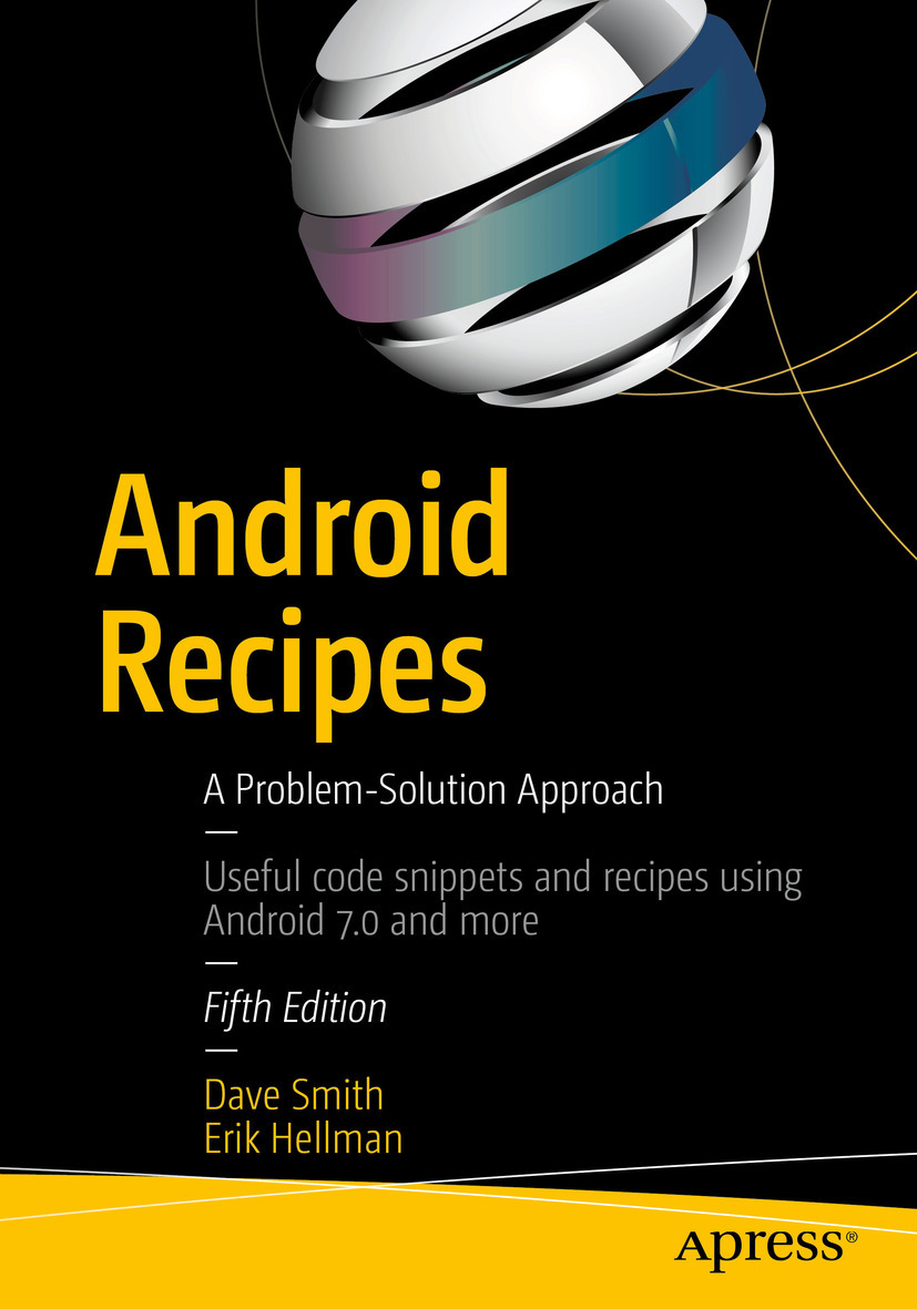 Hellman, Erik - Android Recipes, ebook
