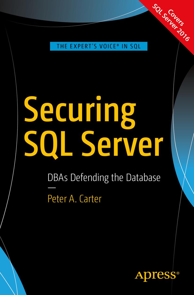 Carter, Peter A. - Securing SQL Server, ebook