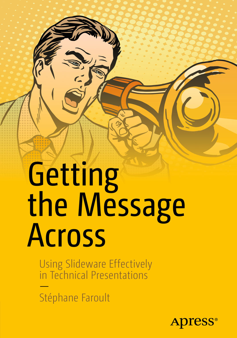 Faroult, Stéphane - Getting the Message Across, ebook