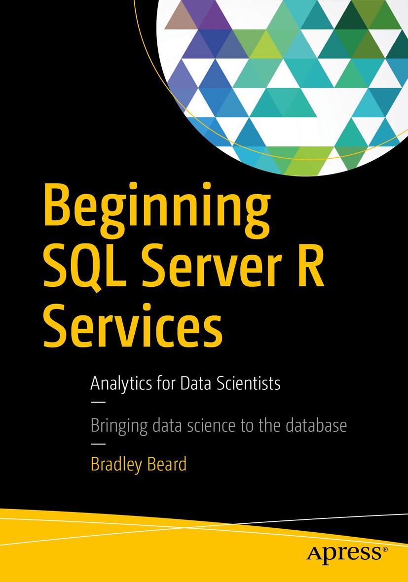 Beard, Bradley - Beginning SQL Server R Services, ebook