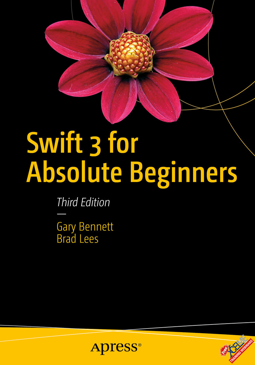 Bennett, Gary - Swift 3 for Absolute Beginners, e-kirja