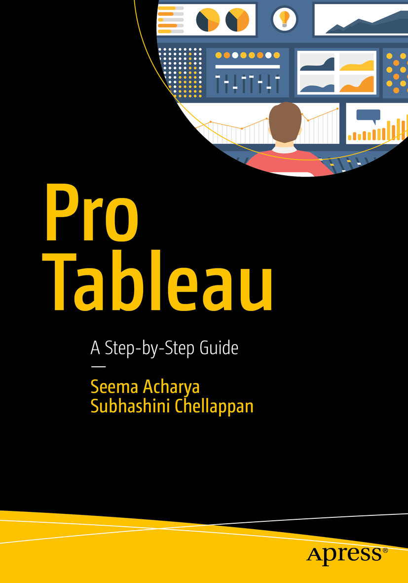 Acharya, Seema - Pro Tableau, ebook
