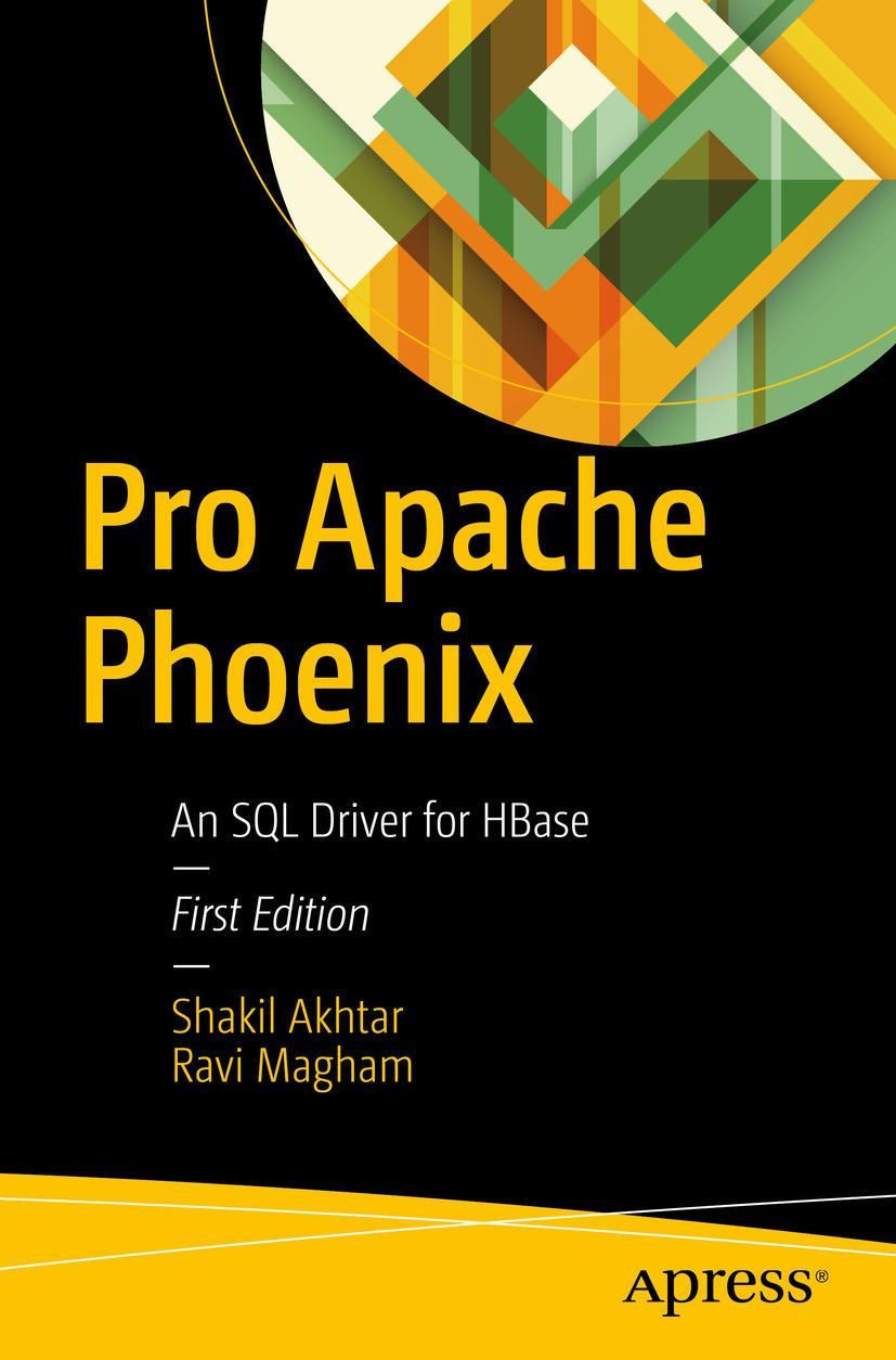 Akhtar, Shakil - Pro Apache Phoenix, ebook