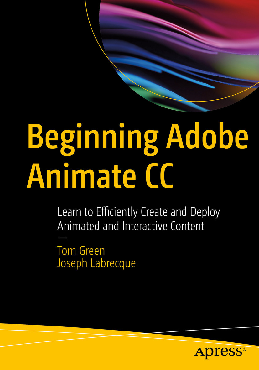GREEN, TOM - Beginning Adobe Animate CC, ebook