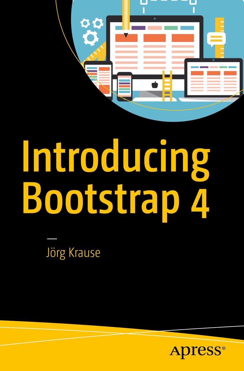 Krause, Jörg - Introducing Bootstrap 4, ebook