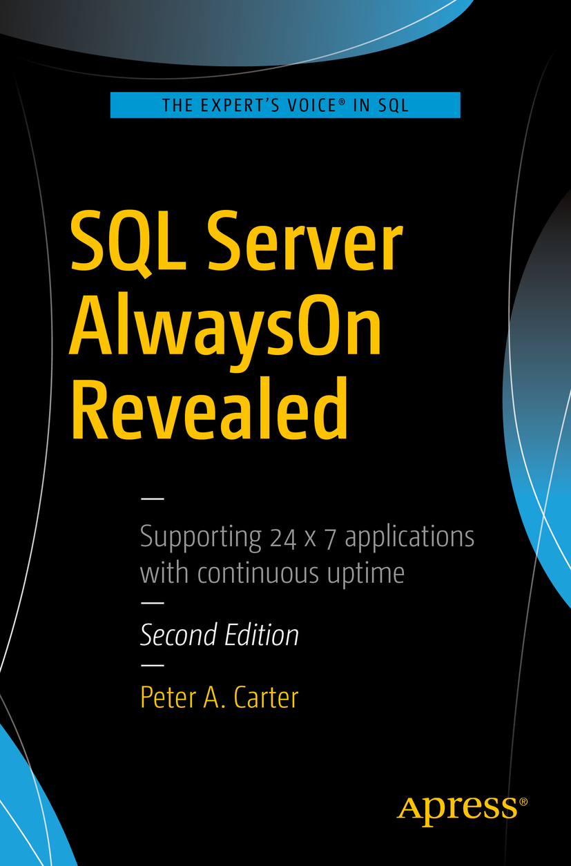 Carter, Peter A. - SQL Server AlwaysOn Revealed, ebook