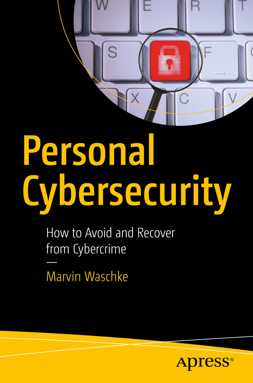 Waschke, Marvin - Personal Cybersecurity, ebook