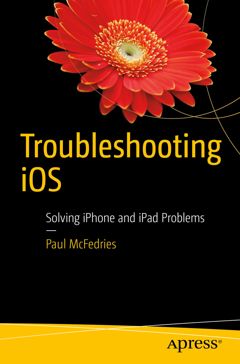 McFedries, Paul - Troubleshooting iOS, e-kirja