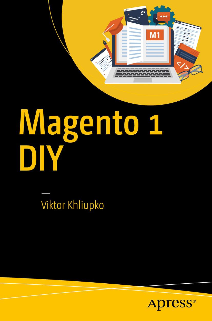 Khliupko, Viktor - Magento 1 DIY, ebook